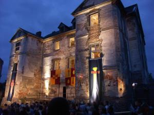 Zamek Krzyżacki w Ełku (XIV wiek)